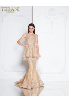 Terani Couture 1811GL6455