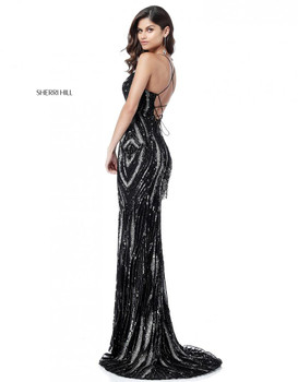 8fb9ad60ad Sherri Hill 51739 - B Chic Fashions