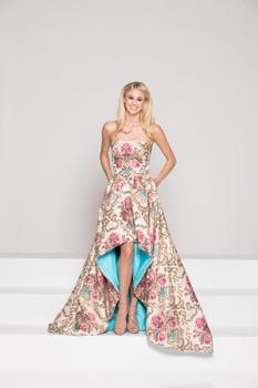 Colors Dress 1822