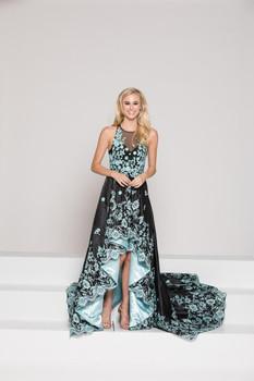 Colors Dress 1824