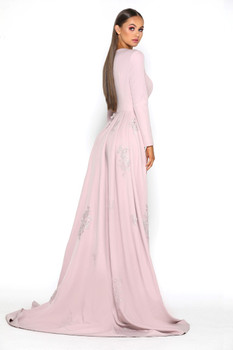 Portia & Scarlett Endora Gown Long Sleeves