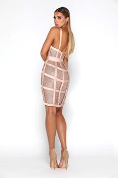 Portia & Scarlett Lais Short Dress