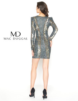 Mac Duggal 4752R
