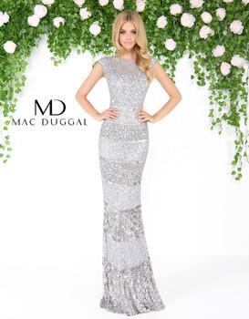 Mac Duggal 4579D