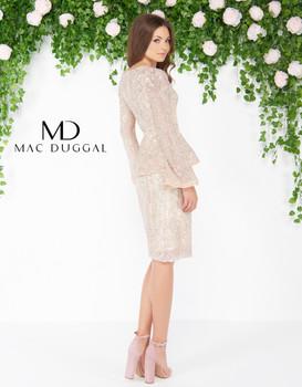 Mac Duggal 4600D