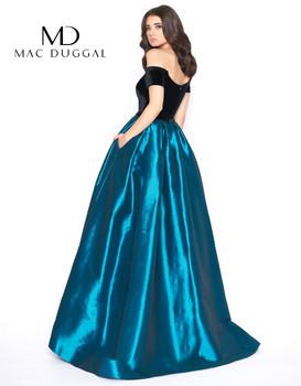 Mac Duggal 12062D