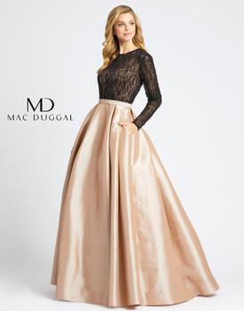 Mac Duggal 12121D