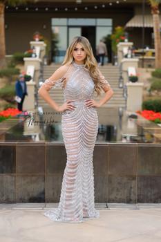 The Diamond dress