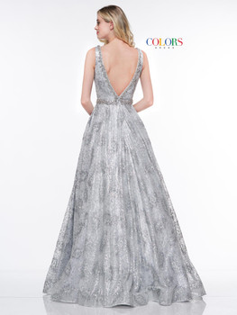 Colors Dress 1614