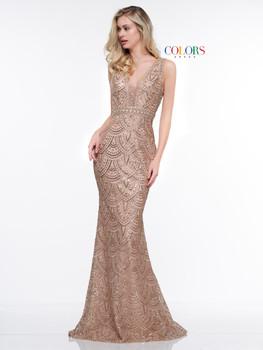 Colors Dress 2054