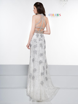 Colors Dress 2056