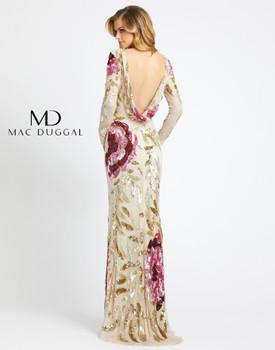 Mac Duggal 4566D