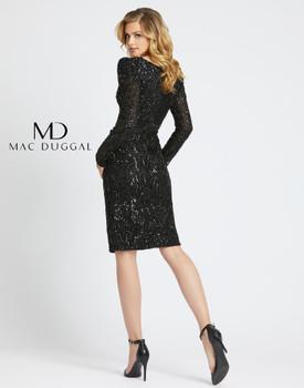 Mac Duggal 4632D