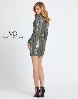Mac Duggal 4752D