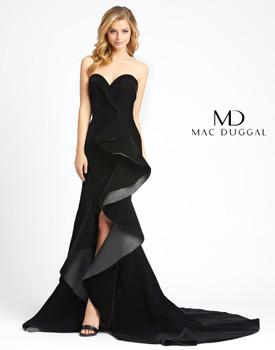 Mac Duggal 66517D