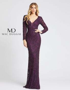 Mac Duggal 5177D