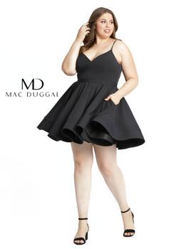 Mac Duggal 49225F