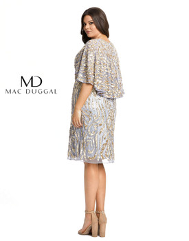 Mac Duggal 5191F