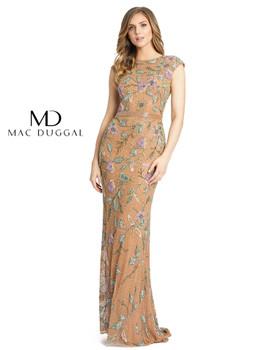 Mac Duggal 5229D