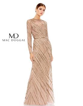 Mac Duggal 5240D