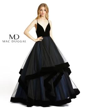 Mac Duggal 67106D
