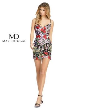 Mac Duggal 67459D