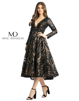 Mac Duggal 67529D