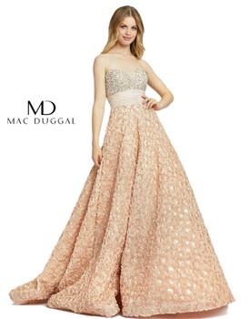 Mac Duggal 67695D