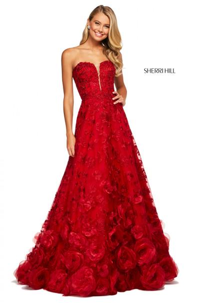 Sherri Hill 53714