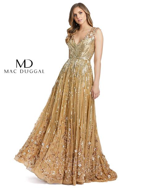 Mac Duggal 5223D