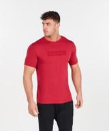 Block TShirt - Faded Red