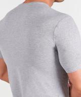 Block TShirt - Grey Marl