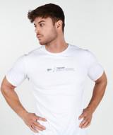 TeamPhysiq Minimal TShirt - White