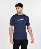 Signature TShirt - Blue