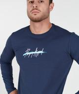 Signature Long Sleeve - Blue