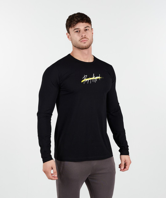 Signature Long Sleeve - Black