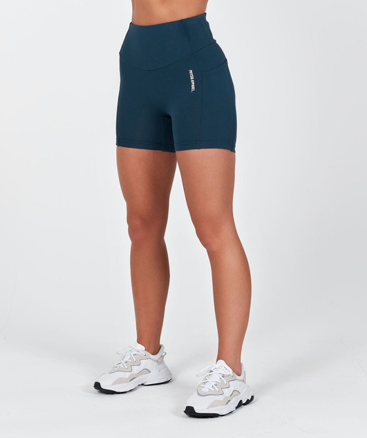 Elevate Shorts - Teal