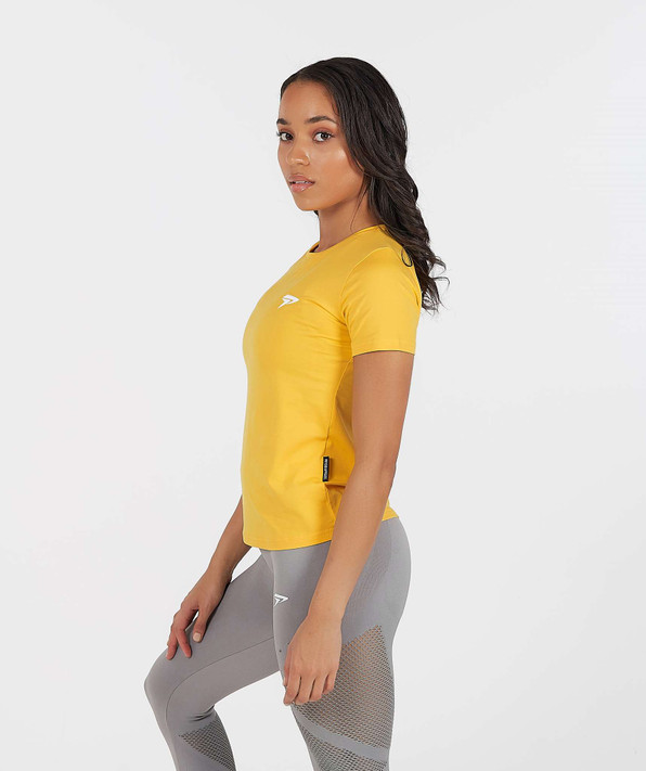 Core T-Shirt - Yellow