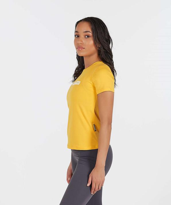 TeamPhysiq T-Shirt - Yellow
