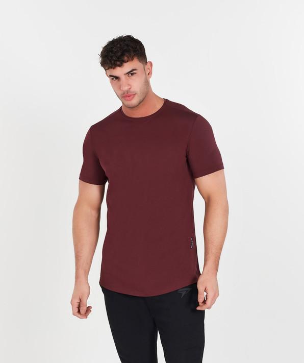 Lifestyle TShirt - Port Red