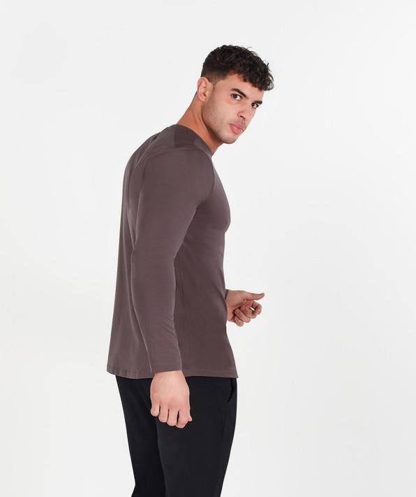 Lifestyle Long Sleeve - Dark Grey