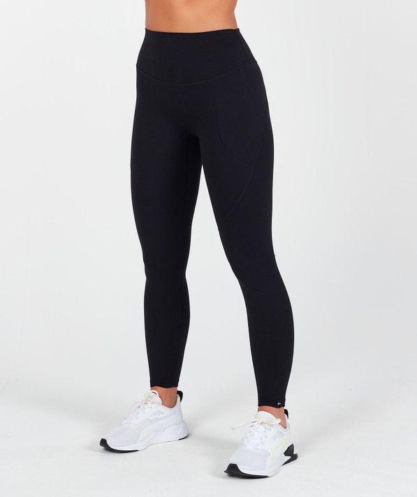 Lux High Waisted Leggings - Black
