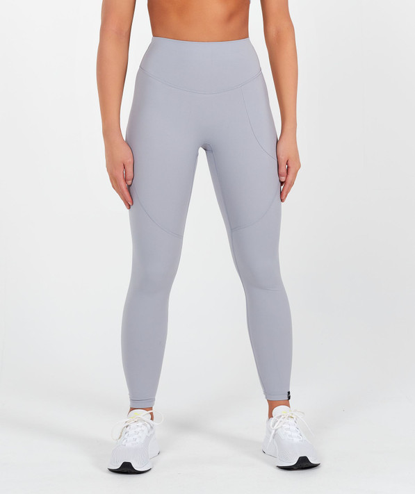 Lux High Waisted Leggings - Glacier