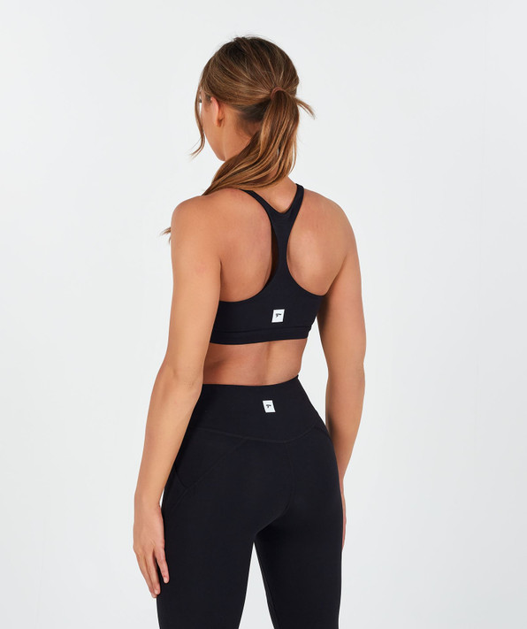 Lux Sports Bra - Black