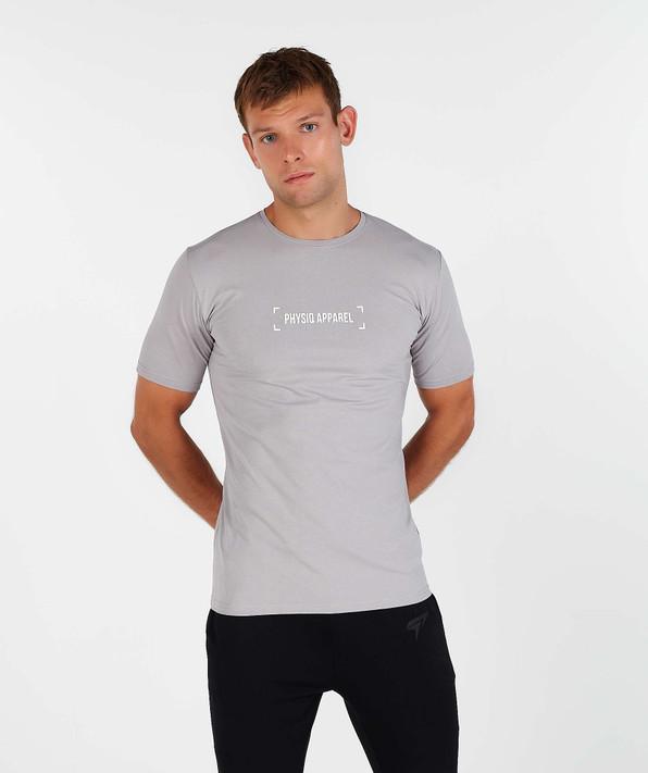 QR TShirt - Grey