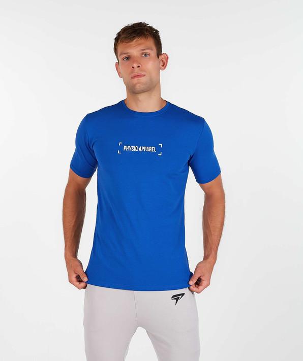 QR TShirt - Blue