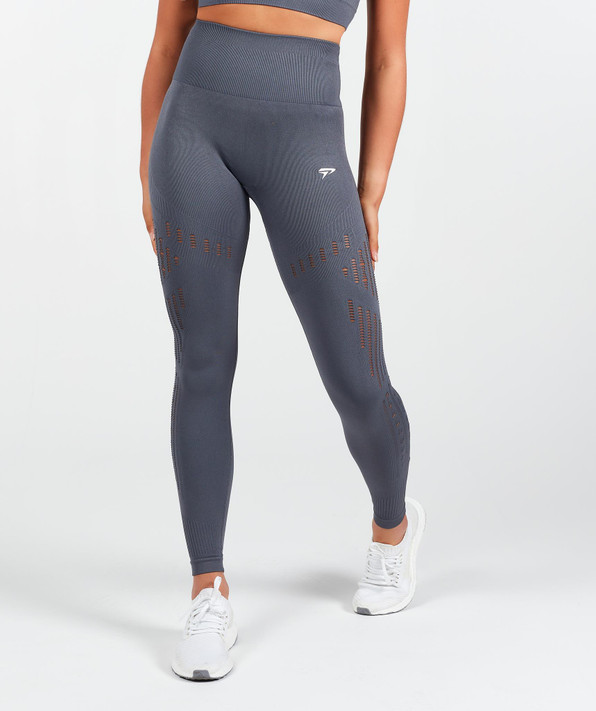 Enlighten Seamless Leggings - Steel Grey