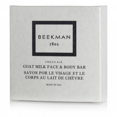 Beekman 1802 Fresh Air Goat Milk Face & Body Bar 1.25 oz. Case of 144