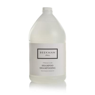 Beekman 1802 Fresh Air Shampoo Gallon