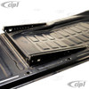 VWC-113-701-061-N - (113701061N) IGP BRAND - GOOD QUALITY LEFT SIDE FLOOR PAN HALF - 1.1MM THICK 17 LBS - COMPLETE WITH SEAT TRACKS WELDED - BEETLE 71-72 - SOLD EACH